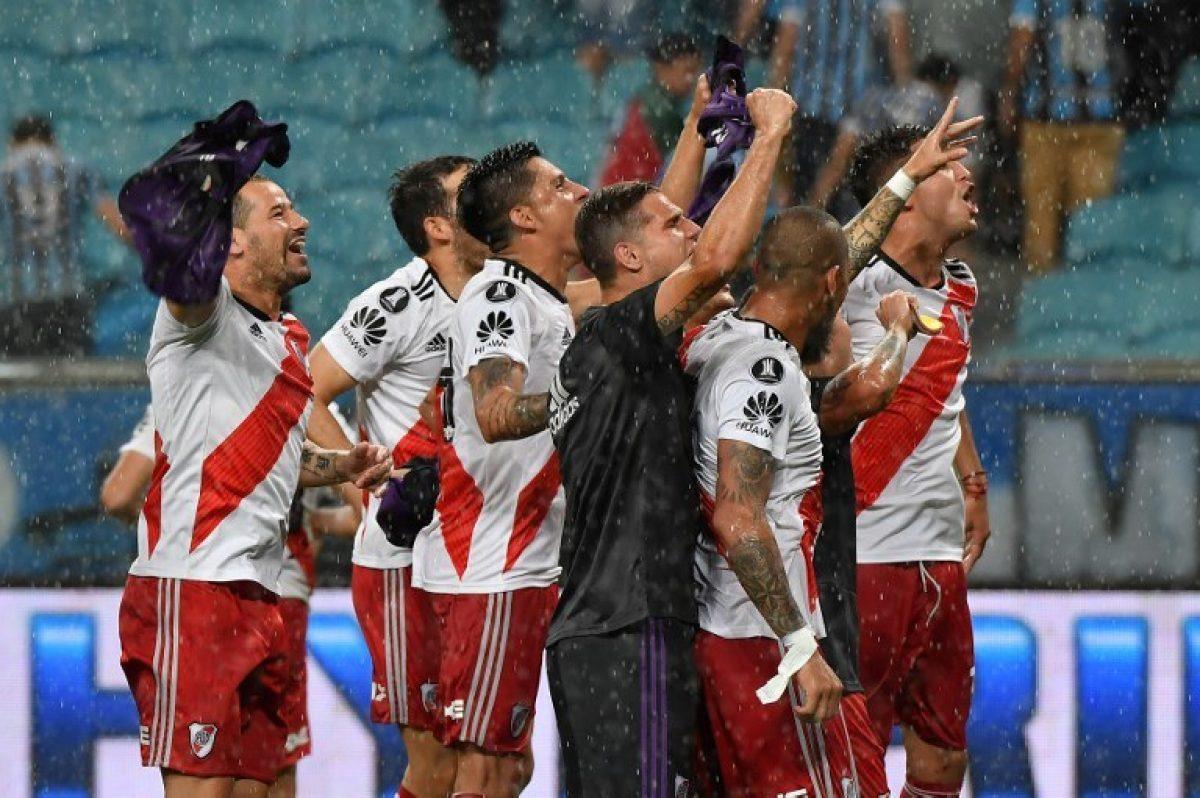 River destrona a Gremio y espera finalista entre Boca y Palmeiras en Libertadores