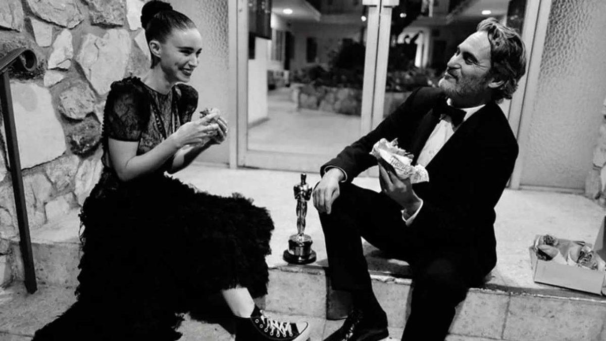 Rooney Mara y Joaquin Phoenix esperan su primer hijo