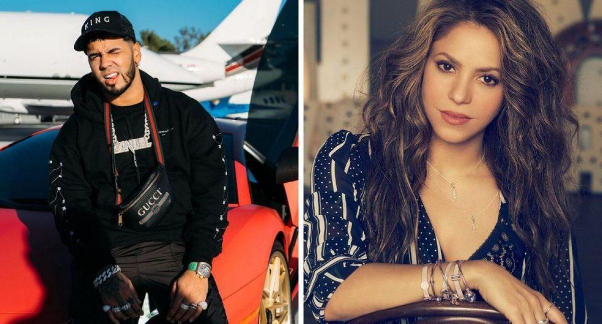 Shakira estrenó un nuevo tema con Anuel AA y sorprendió con un impactante cambio de look