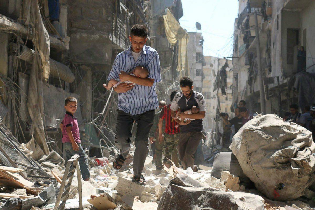 Unicef: más de 1.100 niños murieron en la guerra siria en 2018