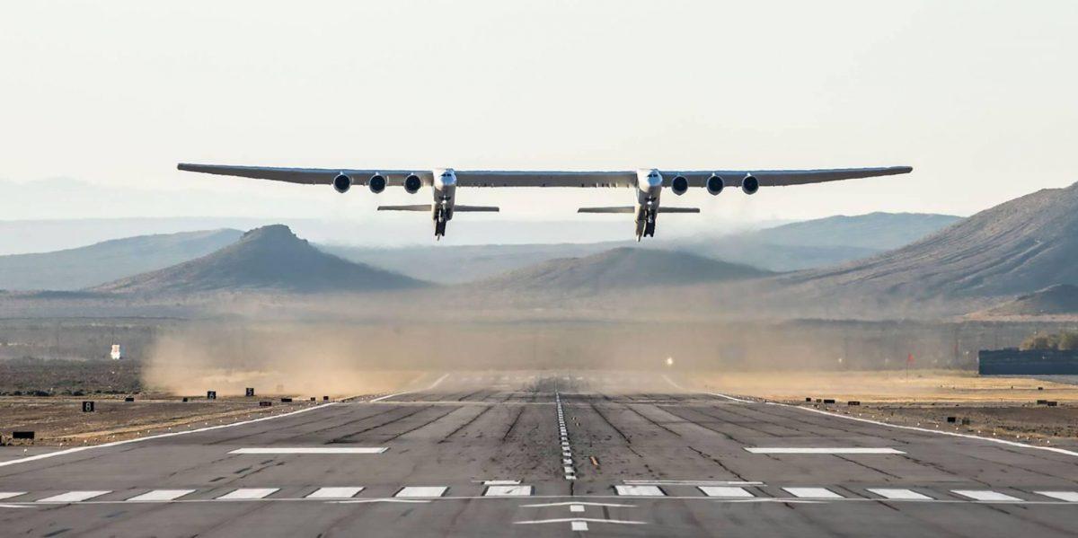VIDEO | El avión más grande del mundo acaba de volar por primera vez