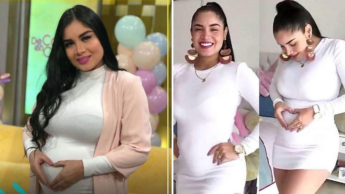 VIDEO | Los detalles del nacimiento de April, la hija de Yuleysi Coca