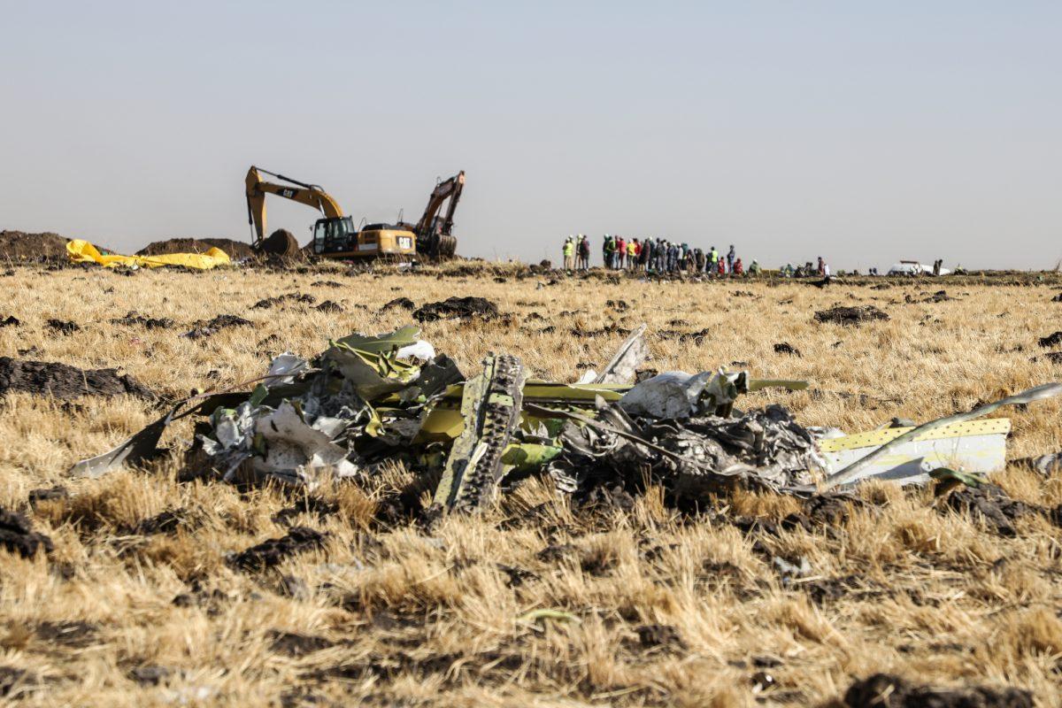 VIDEO: avión se estrella con 157 personas a bordo en Etiopía