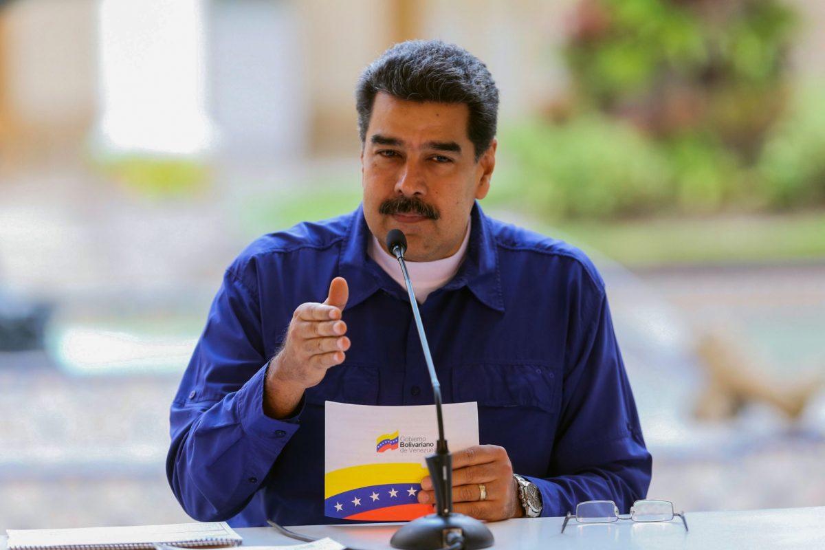 VIDEO: Maduro anuncia acuerdo con Cruz Roja para recibir ayuda humanita