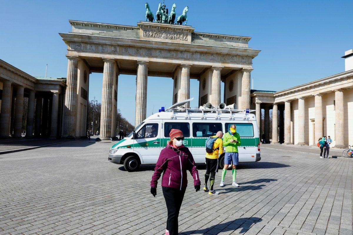 Alemania se prepara para levantar progresivamente las restricciones por el coronavirus