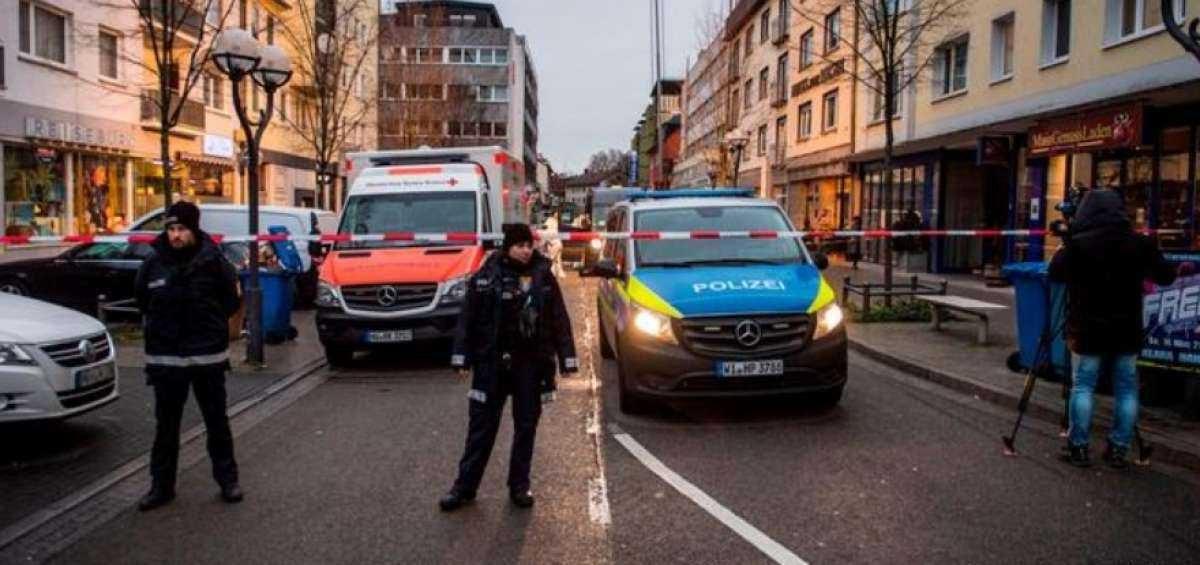 VIDEO | Nuevo tiroteo en Alemania tendría fondo xenófobo