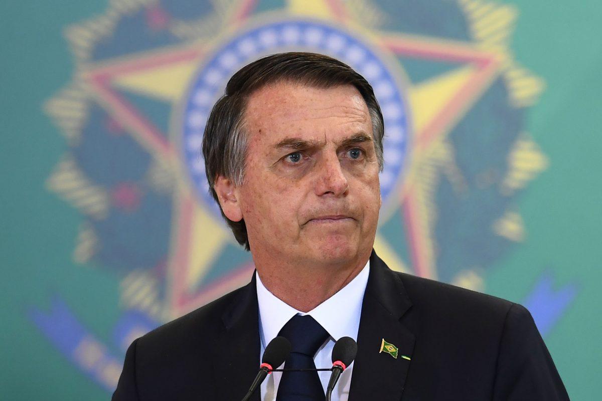 VIDEO: Bolsonaro parte a EEUU para reforzar alianza con Trump