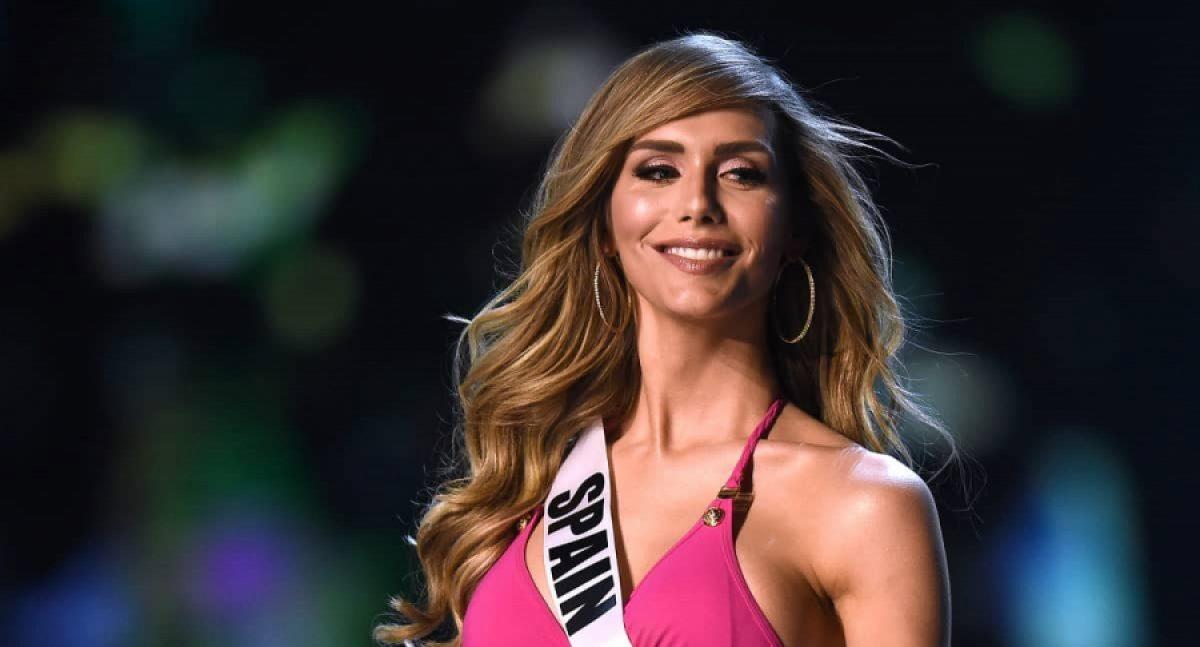 Así fue el desfile en bikini de Miss España en el Miss Universo