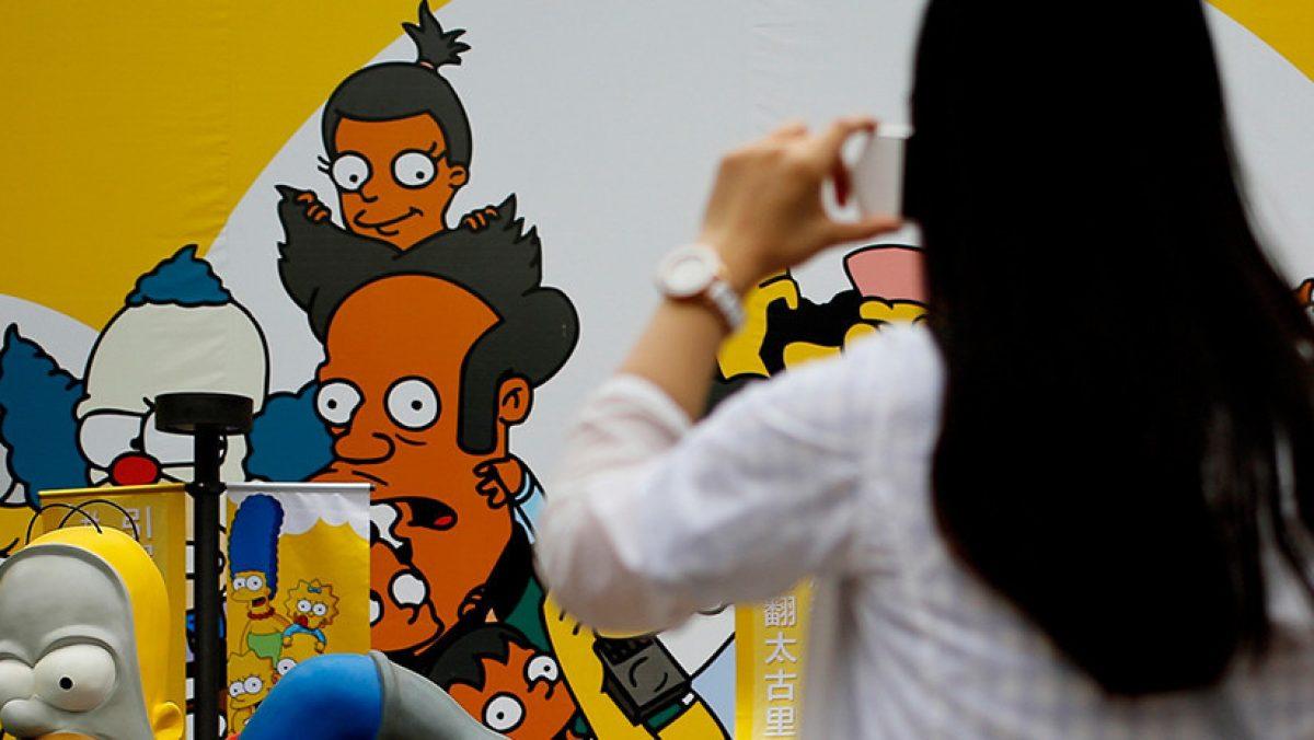 Apu podría ser eliminado de 'Los Simpson' para siempre