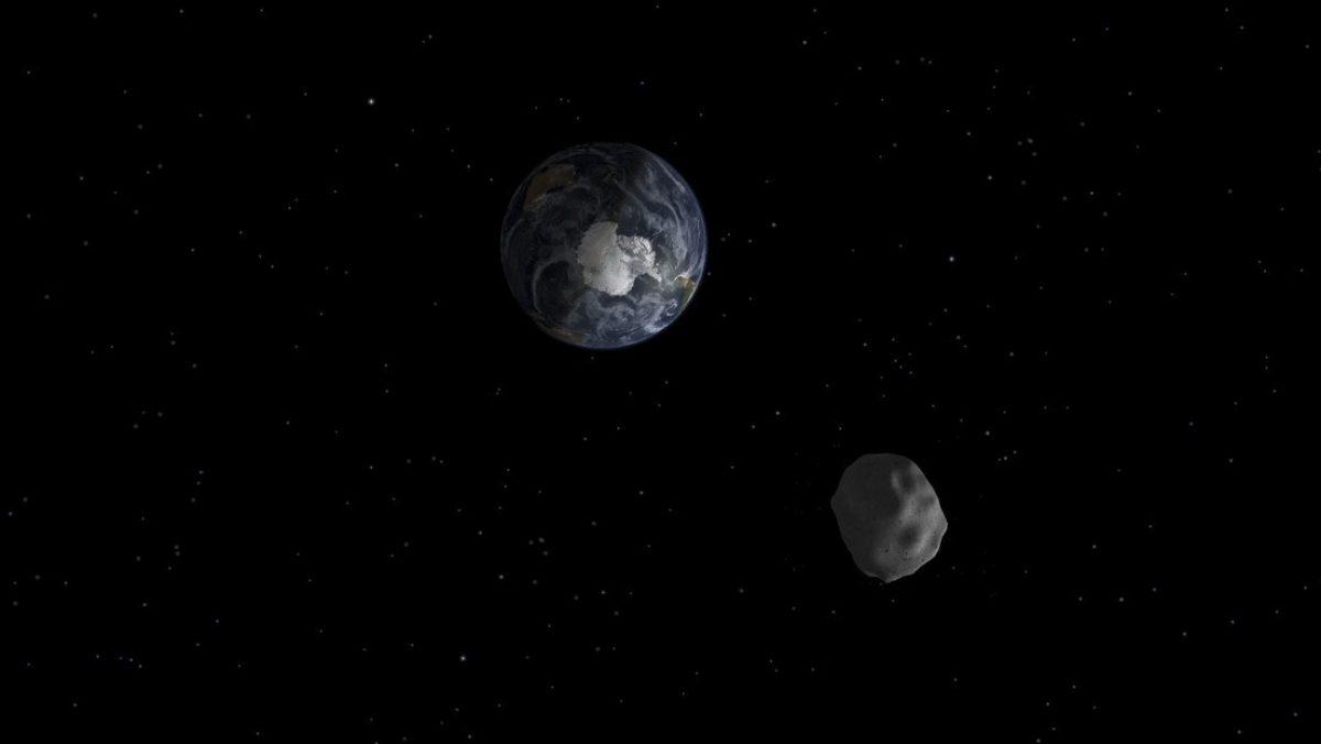 La NASA lo confirma: asteroide de 4 kilómetros se aproxima a la Tierra