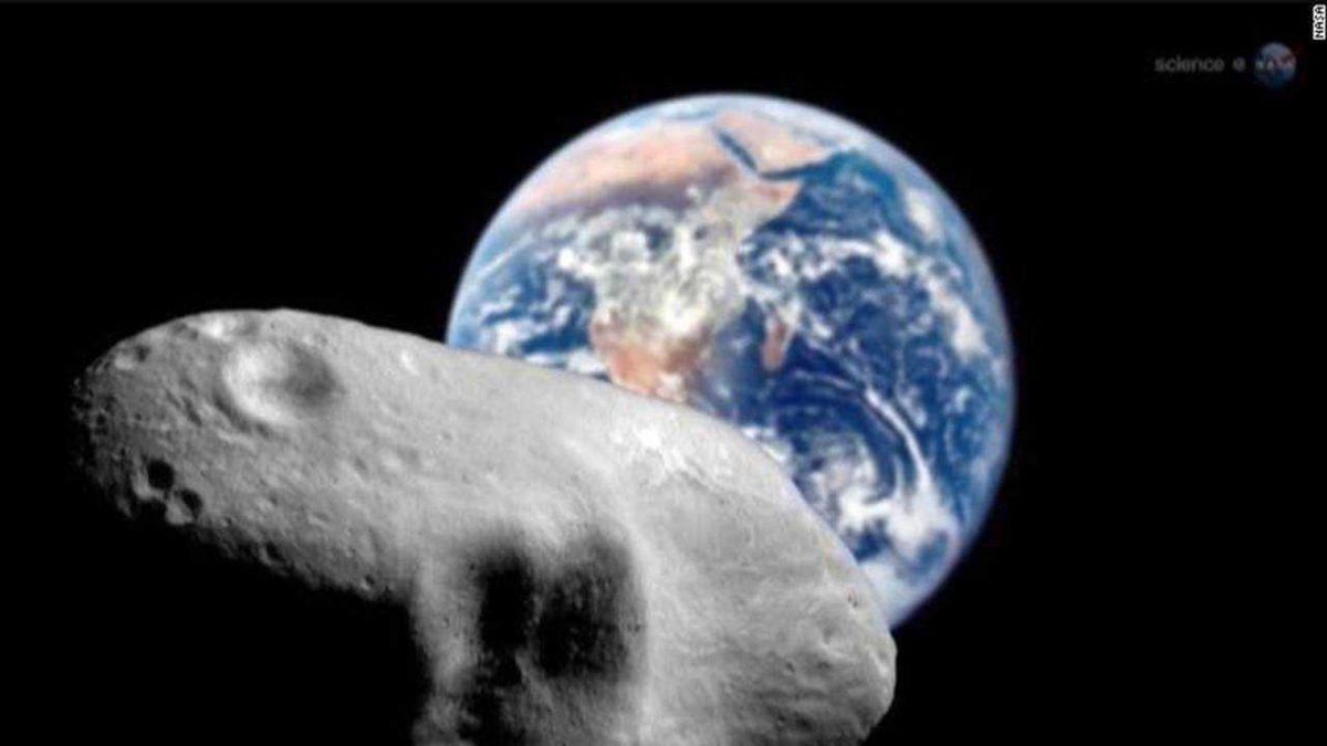 NASA prepara defensa planetaria para desviar asteroide