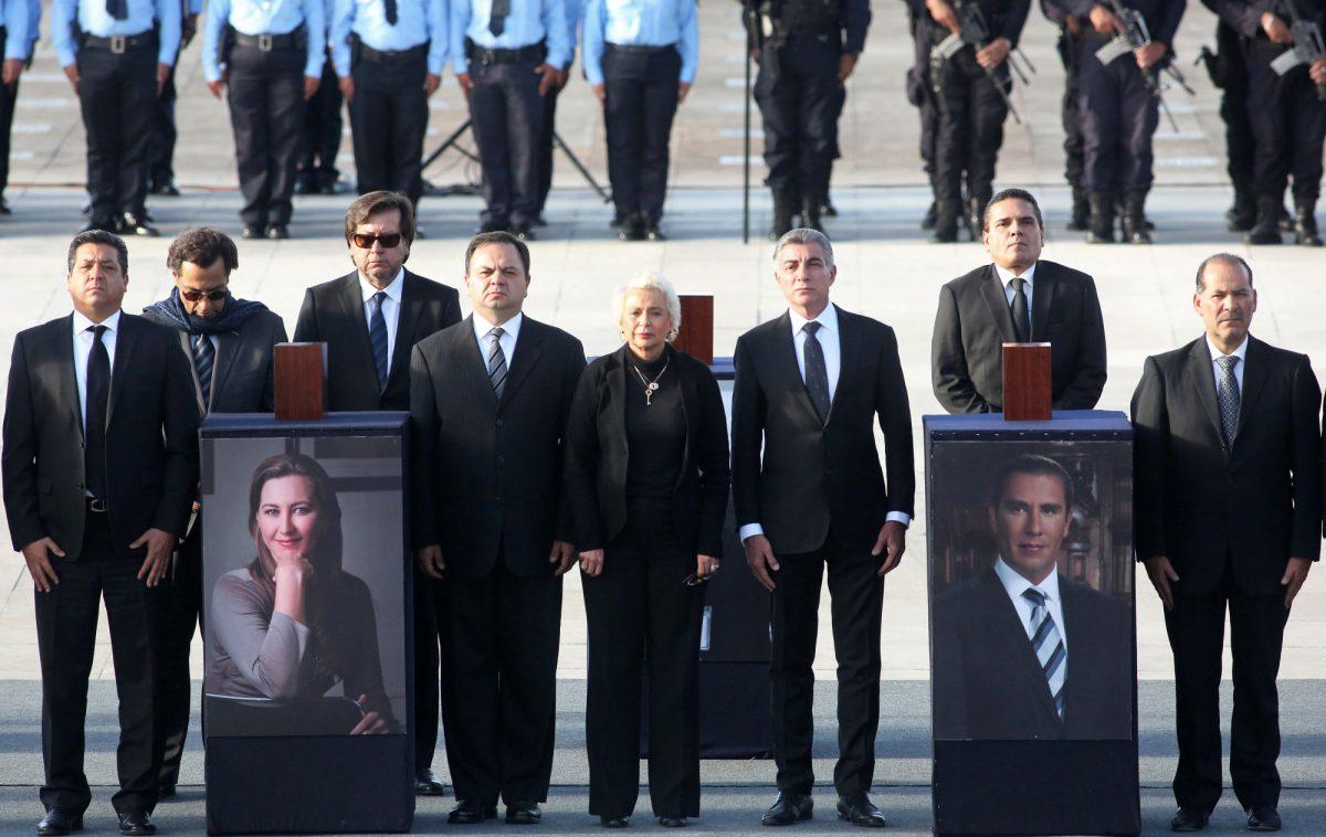 VIDEO: México pedirá ayuda a EEUU para investigar muerte de gobernadora