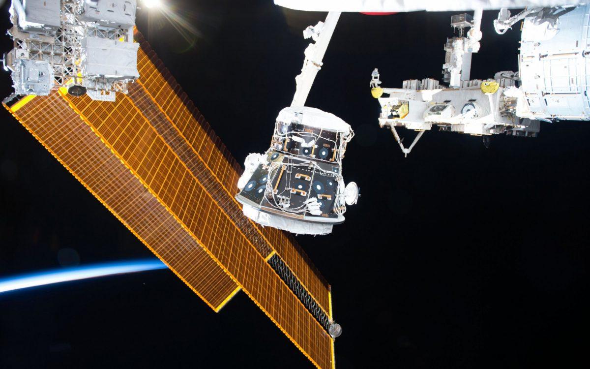 La NASA encuentra peligrosa 'bacteria espacial' en la Estación Espacial Internacional