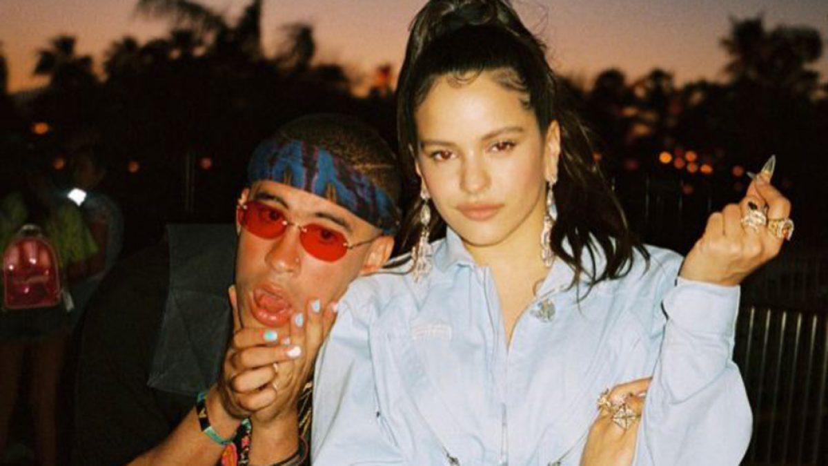 Bad Bunny habló sobre su supuesto romance con Rosalía