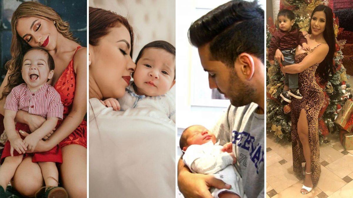 VIDEO   Los bebés de los famosos se lucen en redes sociales