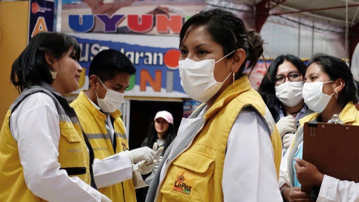 """Bolivia comienza a aislarse por coronavirus y analiza medidas de """"mayor impacto"""" por coronavirus"""
