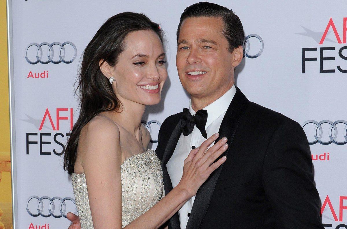 Angelina y Brad han tomado admirable decisión por el bienestar de sus hijos