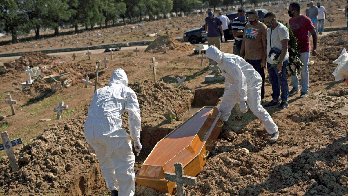 El epicentro de la pandemia de coronavirus se desplaza hacia Sudamérica con preocupación en Brasil