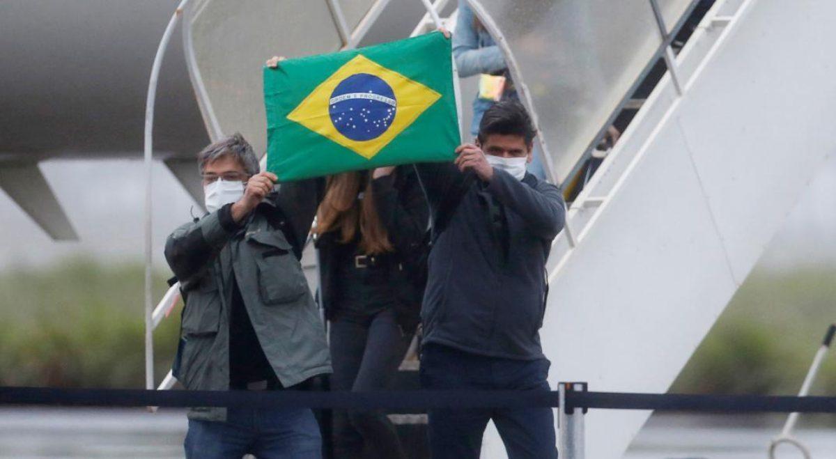 Persona contagiada de Coronavirus en Brasil participó en una fiesta con 30 personas