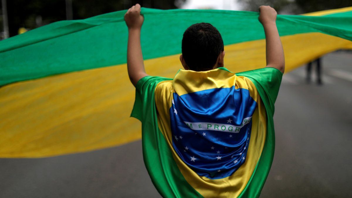 El polémico video del gobierno de Bolsonaro que utiliza una expresión similar a un lema nazi