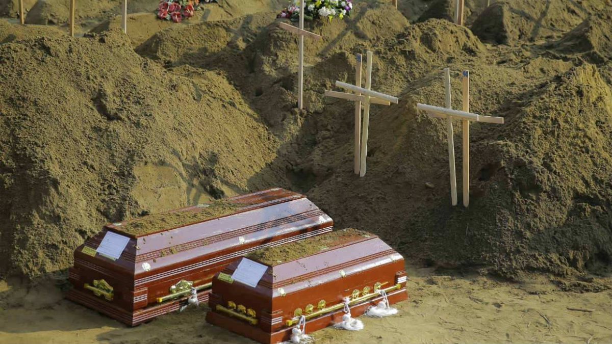 Al menos 15 muertos, entre ellos seis niños, en un tiroteo en Sri Lanka