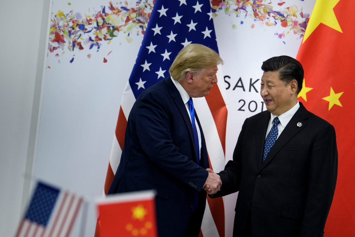 China amenaza a Estados Unidos con represalias por promulgar ley sobre Hong Kong