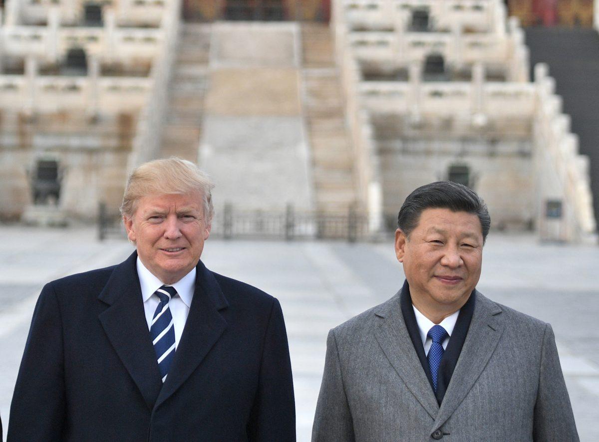 """Trump dice que los lazos entre China y EEUU dieron un """"GRAN paso hacia adelante"""""""