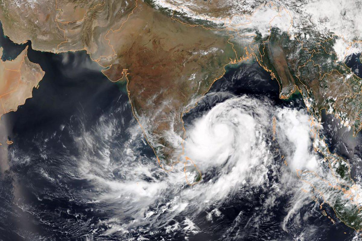 VIDEO| 'Ciclón Bomba' amenaza el Atlántico y se advierten tormentas