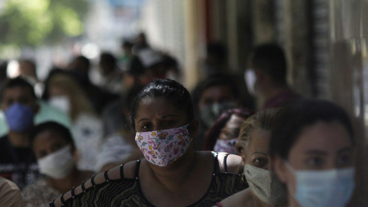 Brasil superó a Alemania en casos de Covid-19 y ya es el séptimo país más afectado por la pandemia