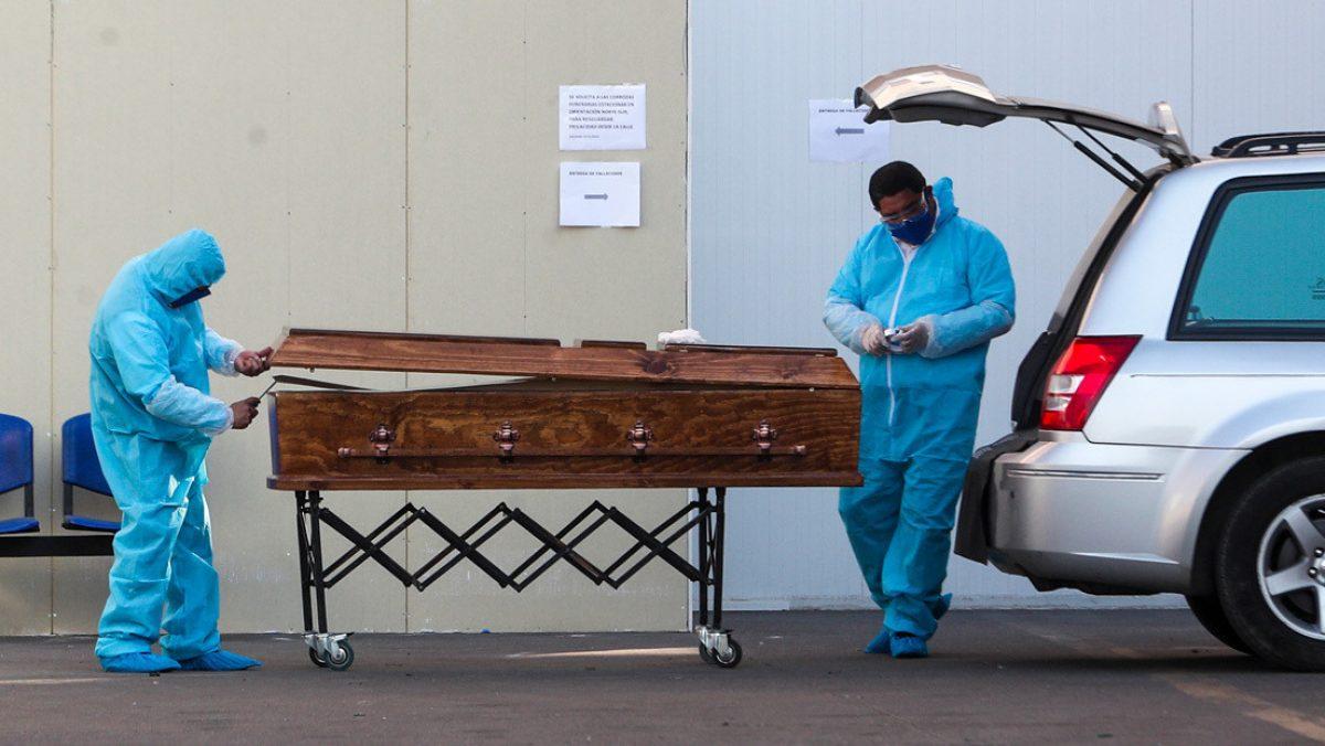 Chile registra 4.328 nuevos casos de coronavirus y 35 muertes en la última jornada