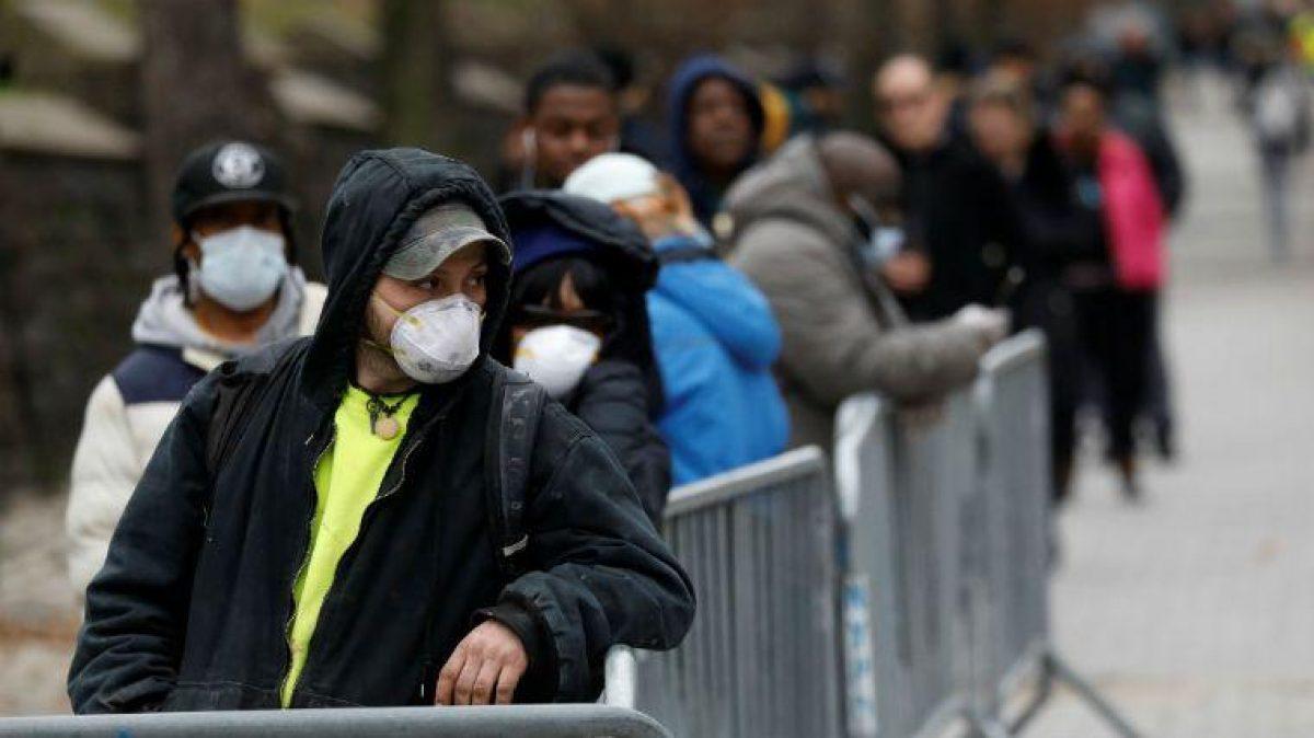 Estados Unidos es el tercer país con más casos de coronavirus del mundo