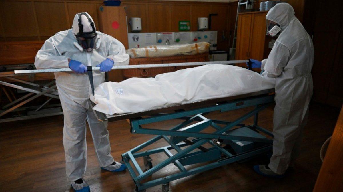 Muertes por COVID-19 en el Reino Unido aumentan a 19 mil 506