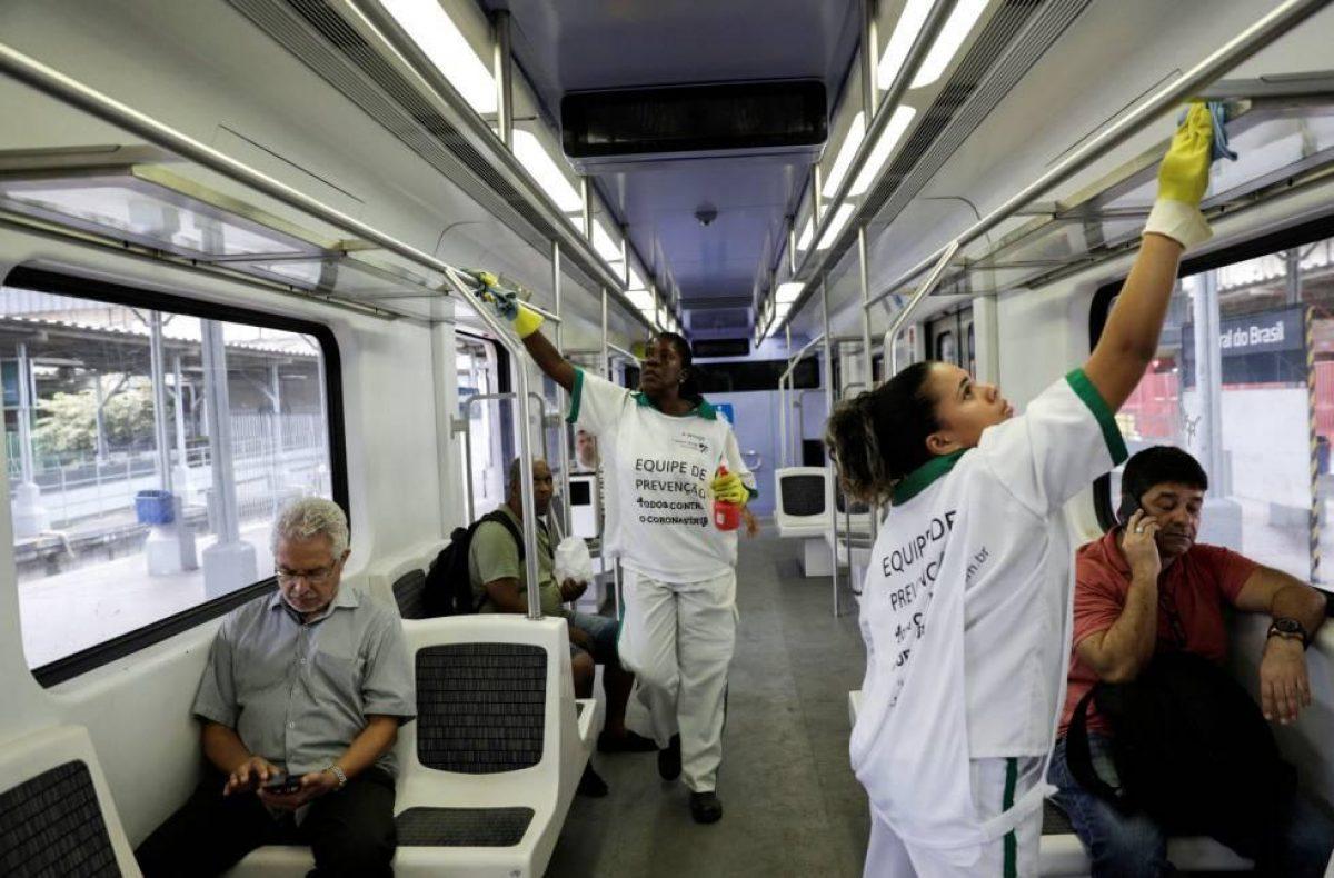 Se elevan a 4.256 los casos confirmados de coronavirus en Brasil