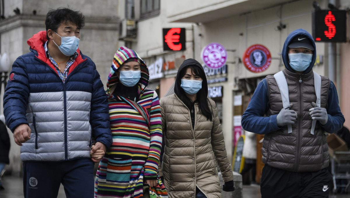 Coronavirus en España: 830 muertes y 17.900 personas contagiadas