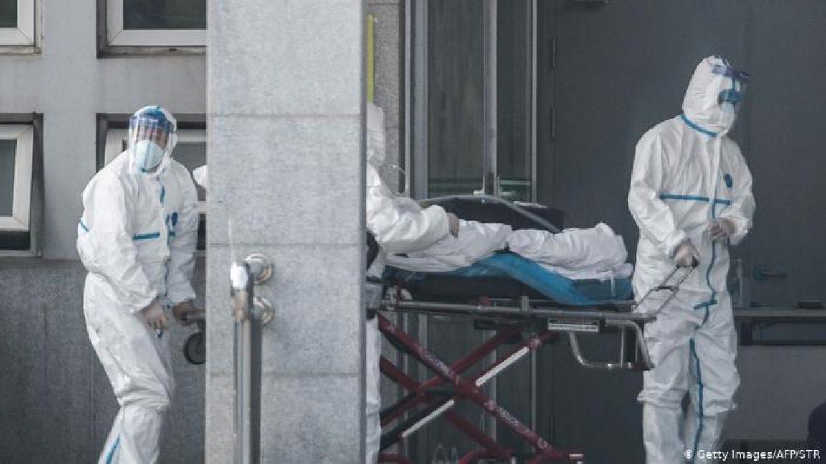 China: transmisión del nuevo coronavirus entre humanos