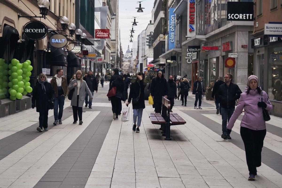 Coronavirus en Suecia: 613 nuevos casos y 130 muertos en 24 horas