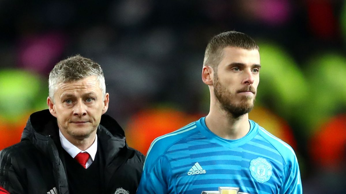 Entrenador del Manchester United piensa en nuevo arquero para su equipo