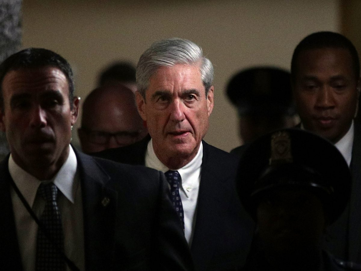 El Fiscal Mueller hará una declaración pública sobre investigación rusa en EEUU