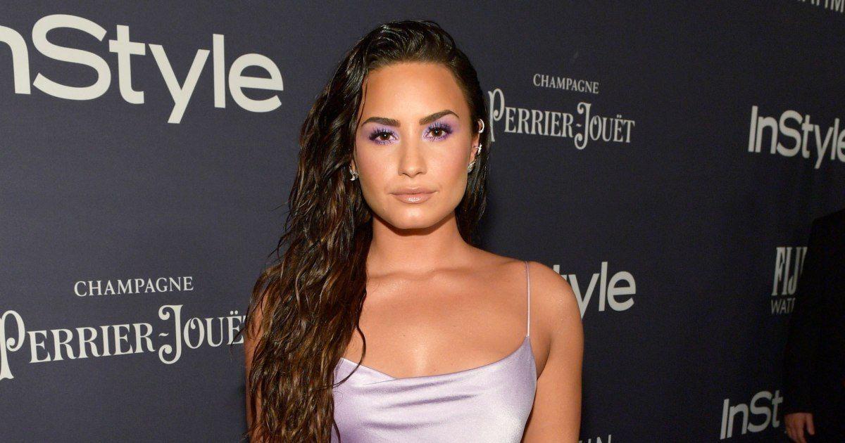 Demi Lovato le sacó un diente de un golpe a su entrenador