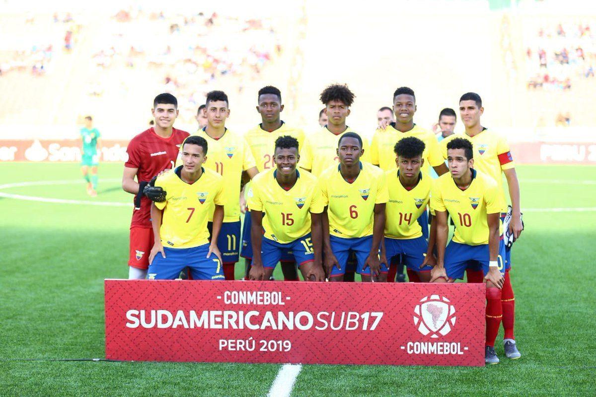 ¡VICTORIA ECUATORIANA! La Sub 17 sumó su primer triunfo en el Sudamericano
