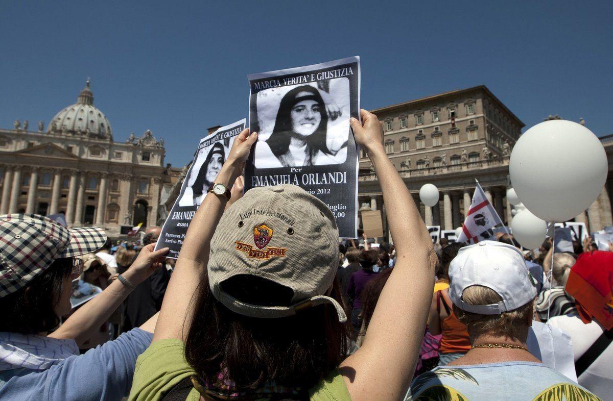 Restos humanos hallados en una propiedad del Vaticano pueden ser la clave para resolver un misterio de 35 años