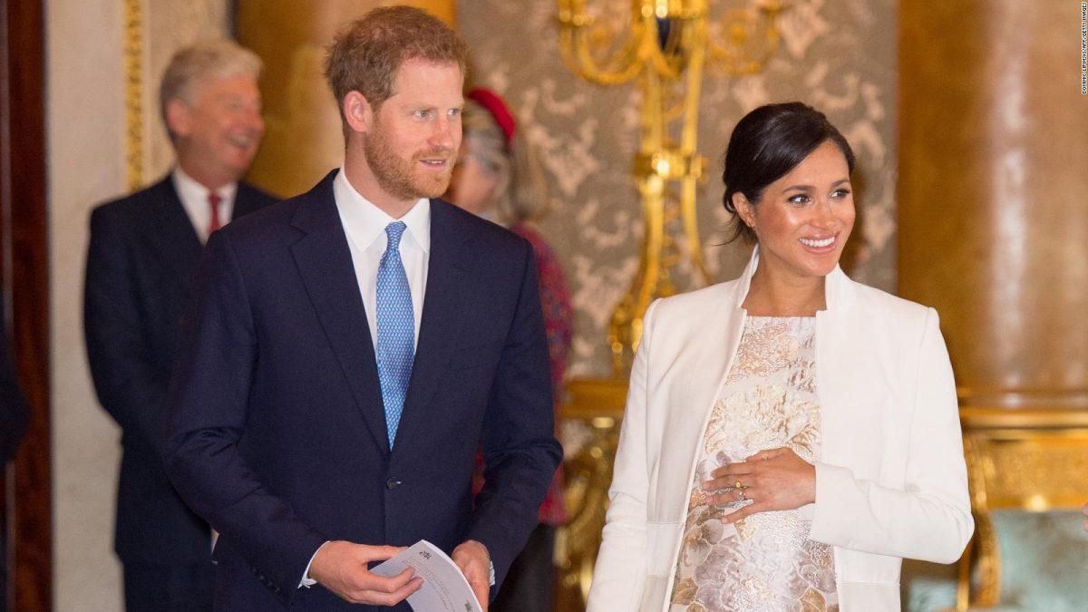 Las fotos de Meghan Markle que la Corona británica quiso esconder