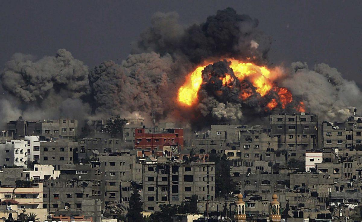 Terroristas de Hamas en Gaza lanzaron un nuevo ataque contra Israel