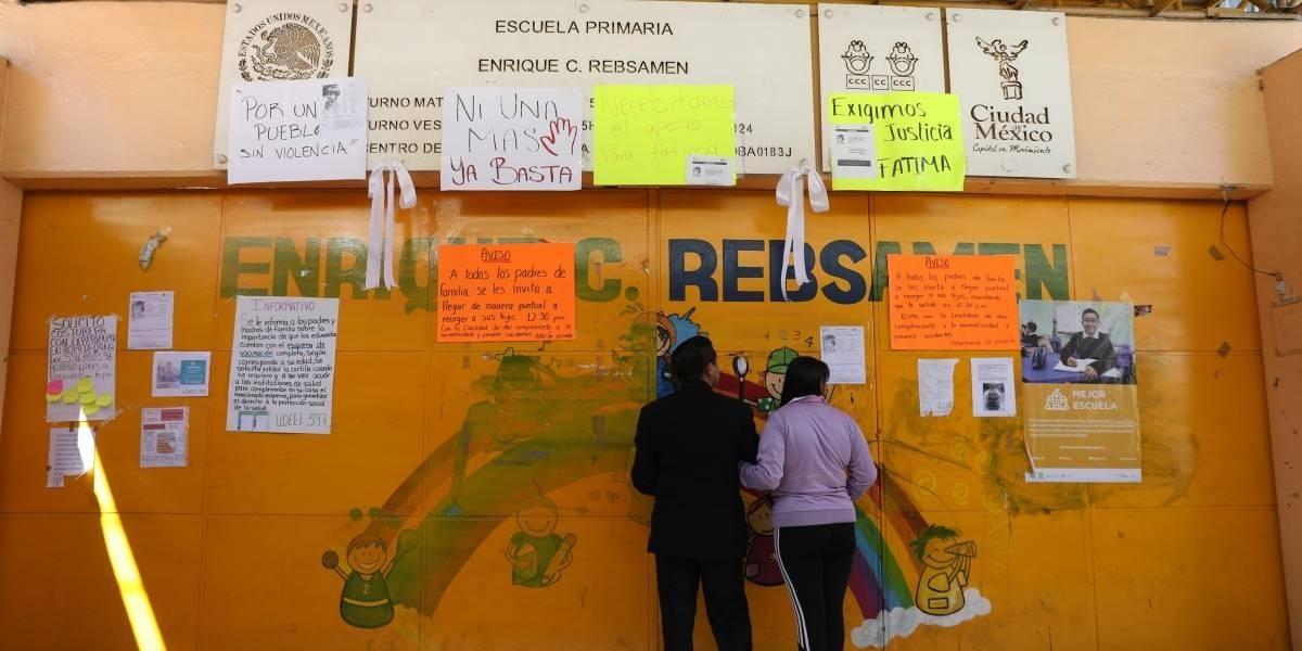 Atención: Capturan a supuestos asesinos de Fátima