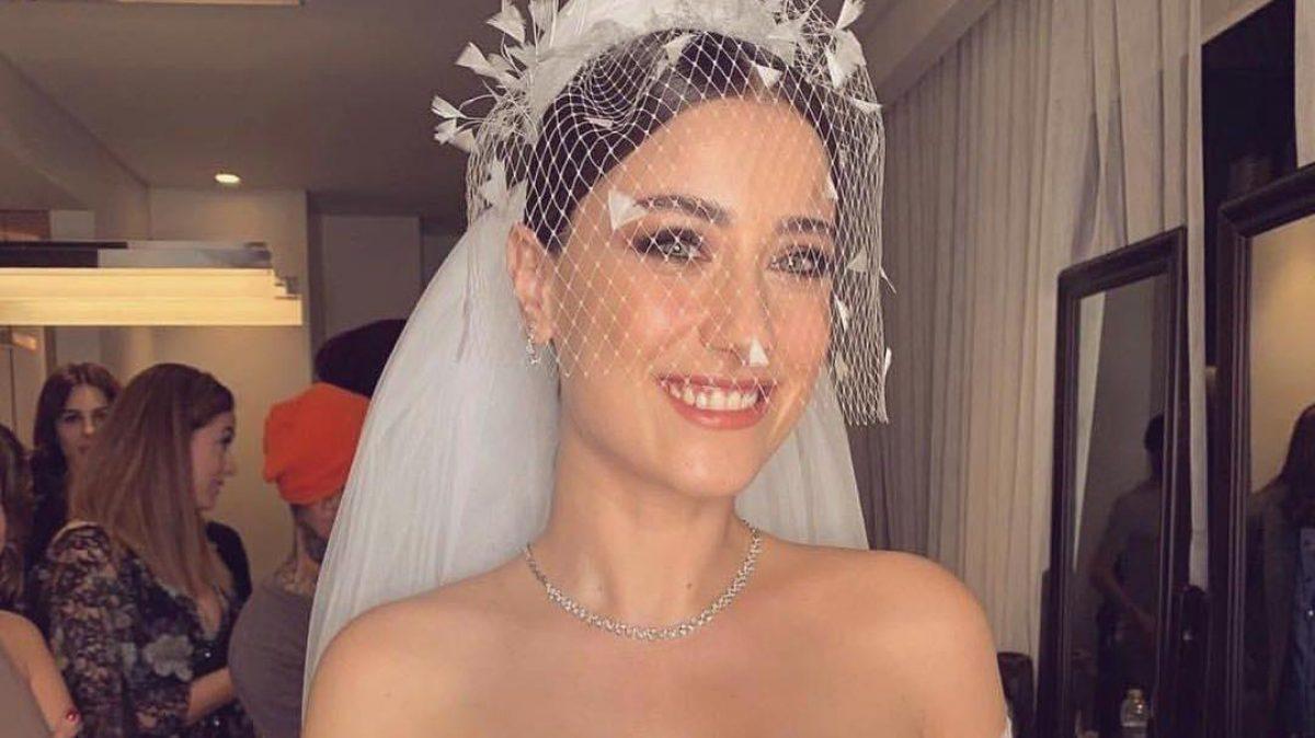 VIDEO | Así se casó Hazal Kaya, protagonista de 'El Secreto de Feriha'
