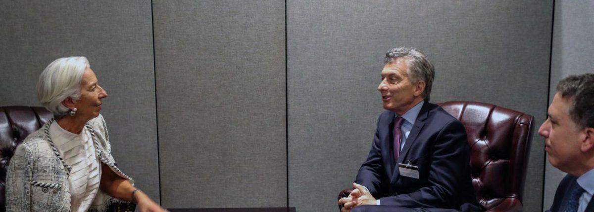 VIDEO: Argentina amplía programa con FMI en USD 7.100 millones