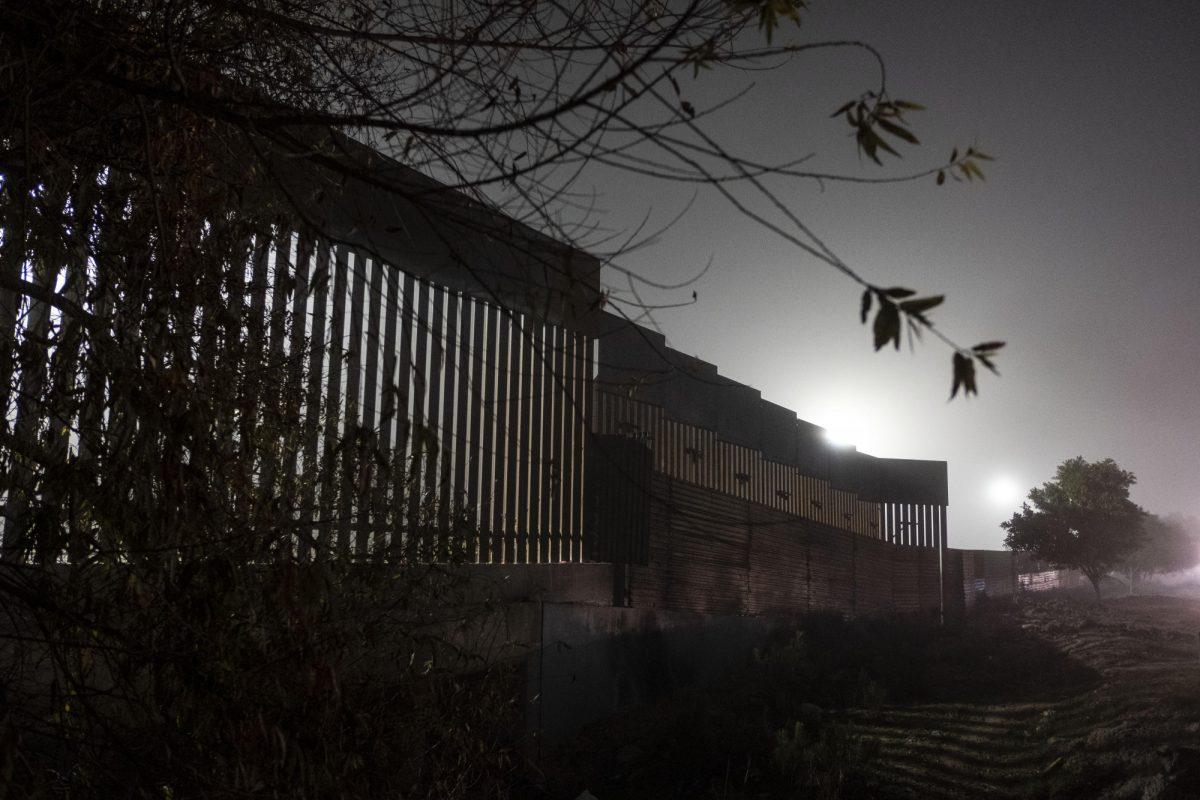 Ecologistas ven peligroso el muro de Donald Trump