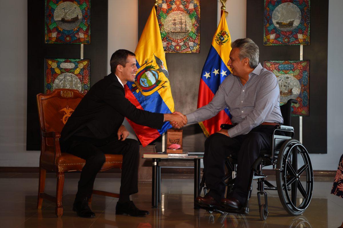 VIDEO | Guaidó convocó a concentraciones para este lunes en Venezuela