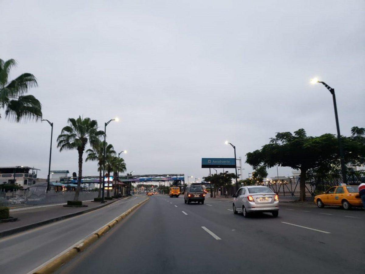 ATENCIÓN: Desde hoy a las 21H00 se cerrará la circulación en estos cinco puntos de Guayaquil