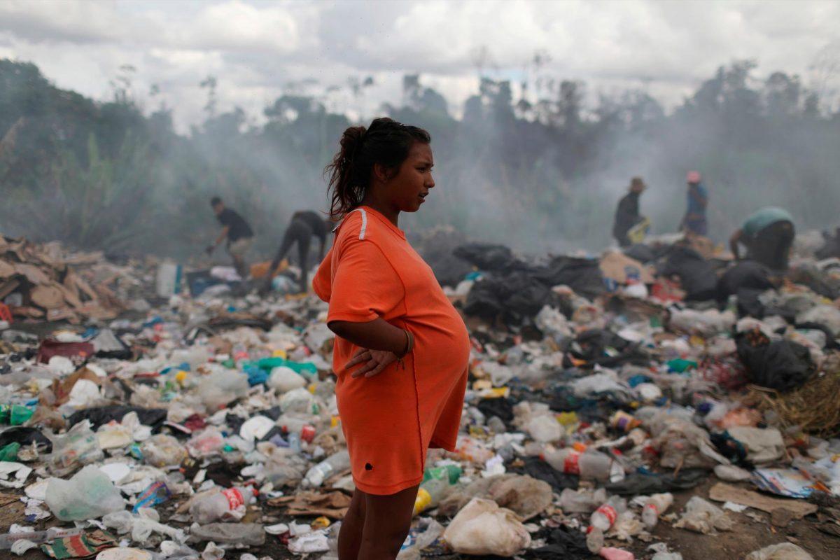 La crisis en Venezuela disparó el hambre en Sudamérica: hay 42 millones de personas subalimentadas